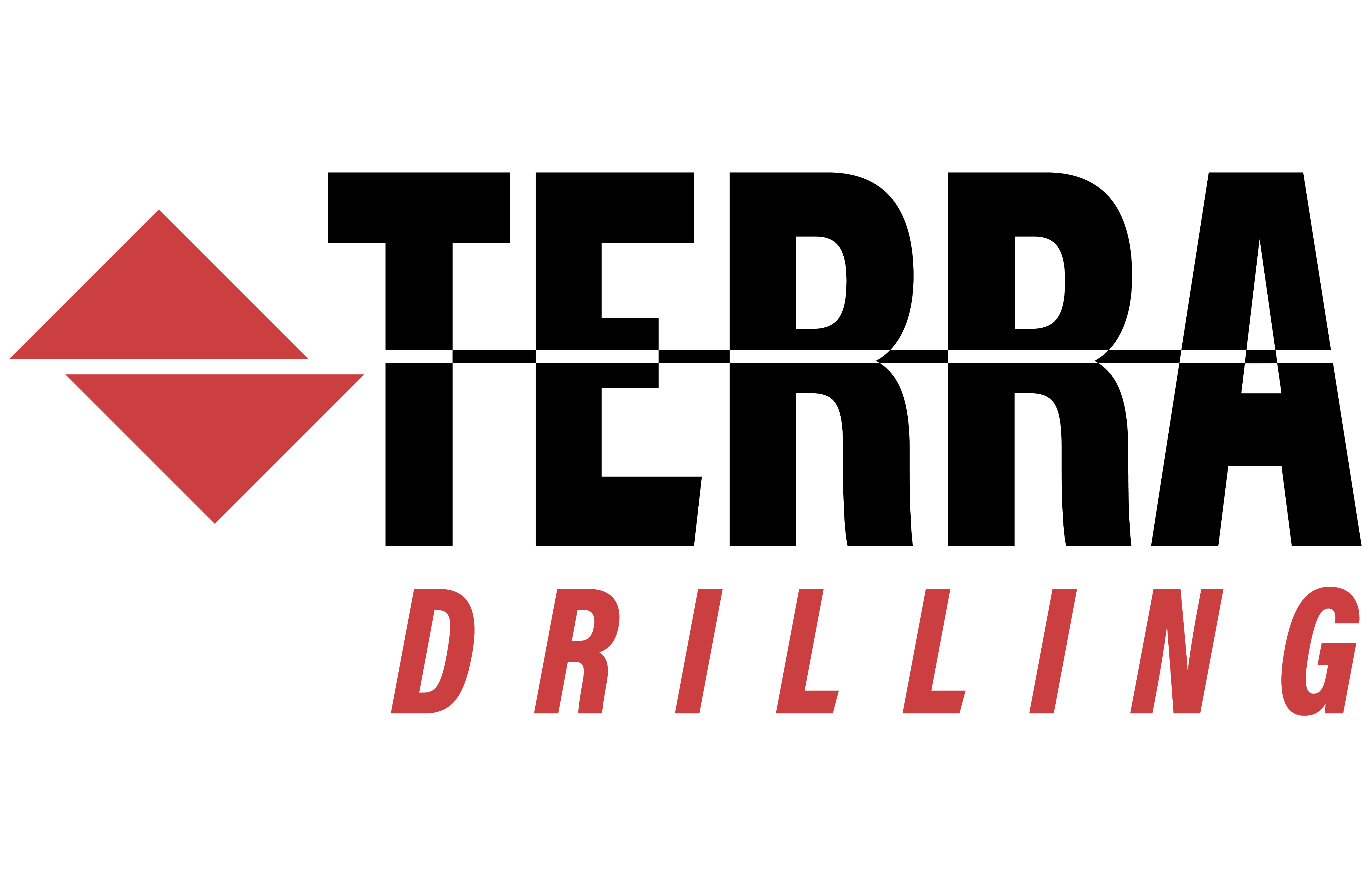 Terra Contracting Drilling Logo