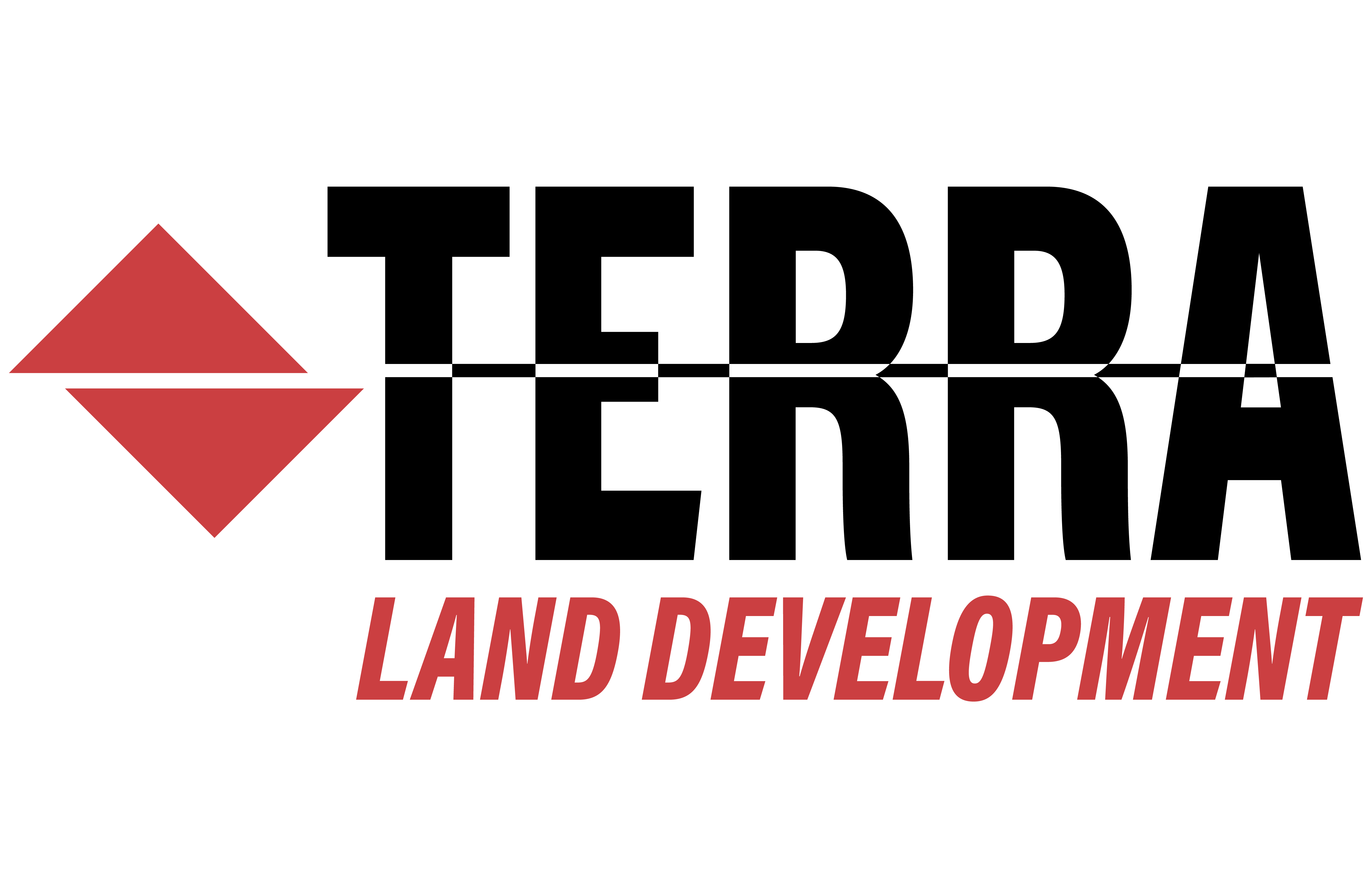 Terra Contracting Land Development Logo